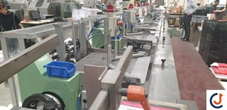 AIME AV 25 Automatic Wrapper