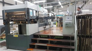 Bobst SP 102 CE