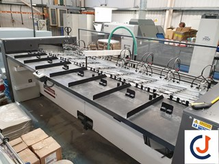 Col-Tec SRA2 8 Stations Col-Tec Fully Reconditioned 2015