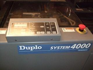 Duplo System 4000