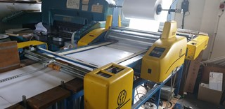 Foliant Feeder 520 Laminator