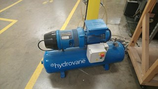 Hydrovane HV02 502 Air Compressor