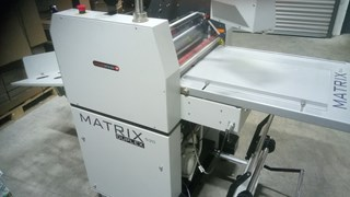 Matrix Duplex 530 DP Laminator