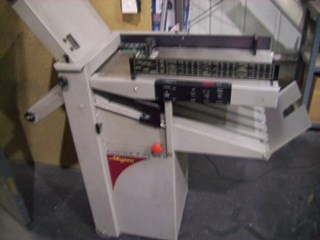 Morgana Junior folder model 041455EEAK Year 2008