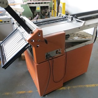Morgana UFO 1 Folder Machine
