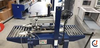 Optimax EXC 103TB Semi-Automatic Case Taper