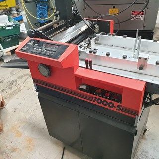 SOCBOX 7000S Automatic Crash Crash Numbering Machine