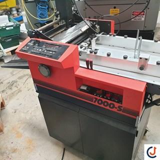 Socbox  7000S  Automatic Crash Numbering Machine