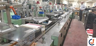 STS AV 25 Automatic Wrapper