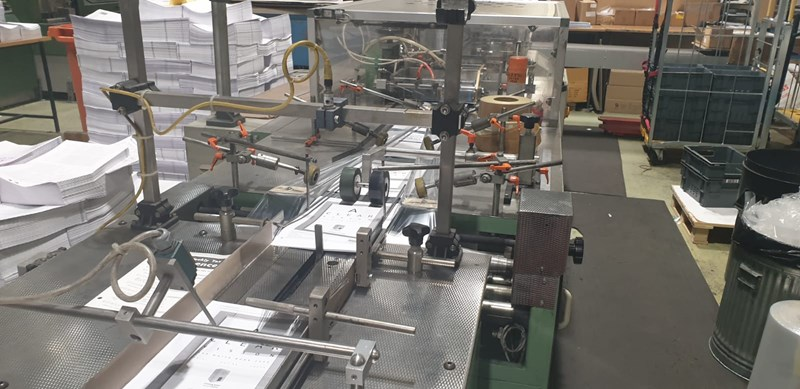 AV 25 Automatic Wrapper