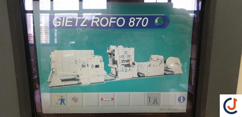 ROFO 870