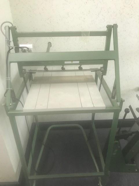 Hollow Rounding machine