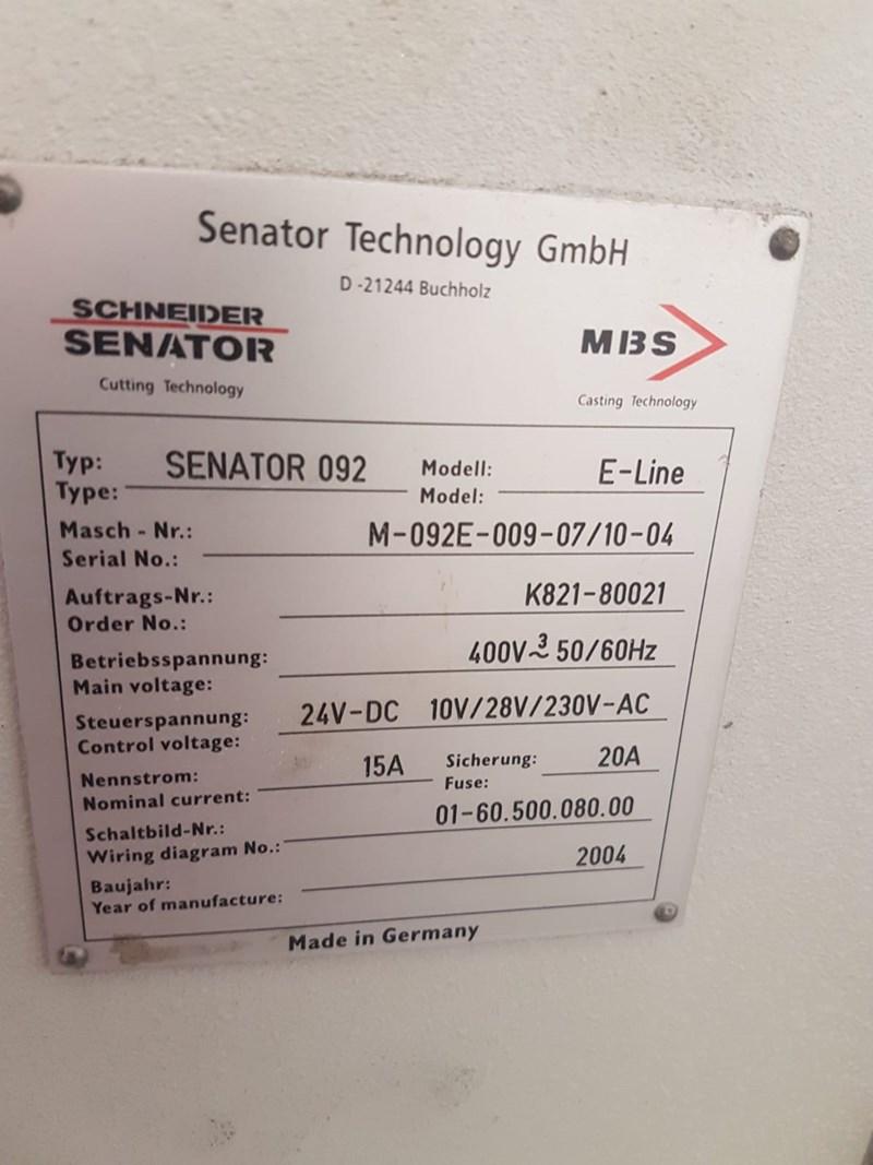 Schneider Senator 92 E-Line