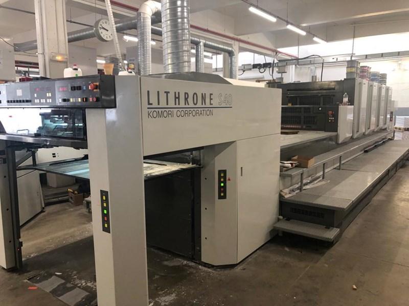 Komori Lithrone LS440+C