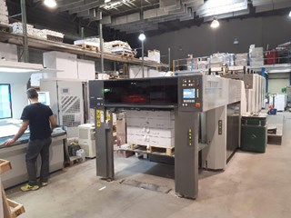 Komori Lithrone GL440+C