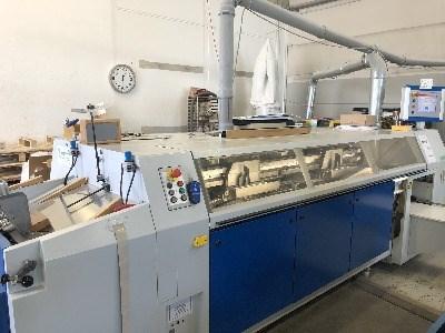 Wohlenberg Quickmax/Quickbinder