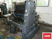 Heidelberg GTO 52 offset press