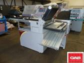 Morgana UFO paper folding machine