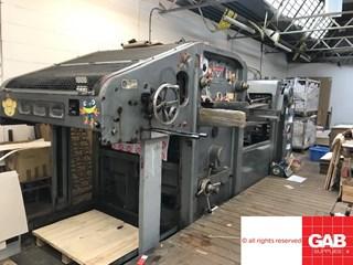 Bobst Autoplatine SP 1080-180T