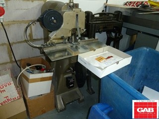 Brehmer wire stitcher