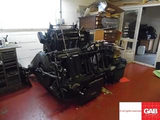 Heidelberg GT Platen for cutting & creasing