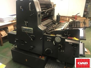 Heidelberg MO-E single colour offset