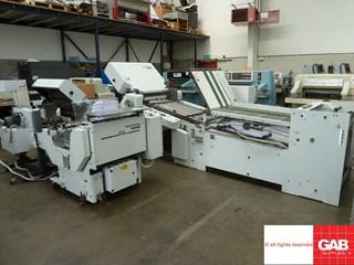 Stahl TD 78 6/4/X paper folding machine