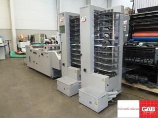 Horizon Vac 100 + Spf-20 + Fc-20 booklet maker