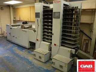 Horizon VAC 100a booklet maker