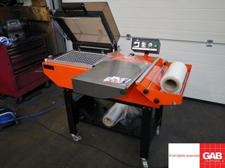 Interdibipack F shrink wrapping machine
