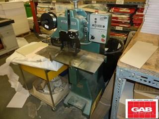 Introma WD-2SR wire stitching machine