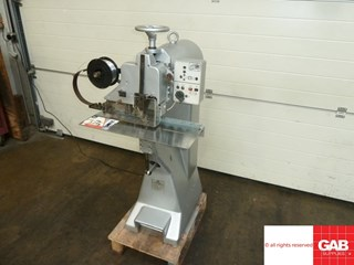 Introma ZD-2D book saddle stitcher