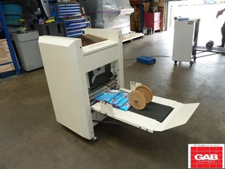 Kasfold 5000 booklet maker