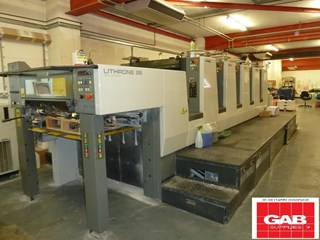 Komori Lithrone NL-528 ES
