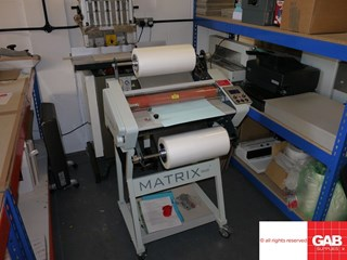 Matrix Duo MD-460 Laminator