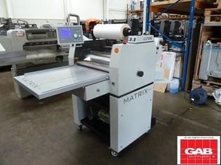 Matrix MX-530 P thermal laminator
