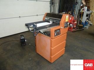 Morgana FSN Numbering & Perforating machine
