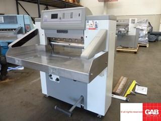 Polar 66 paper cutter