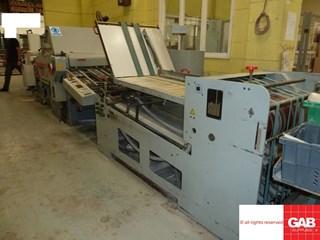 Stahl KD 78/6-KTL paper folder