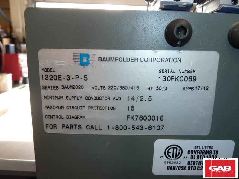 baum 2020 paper folder