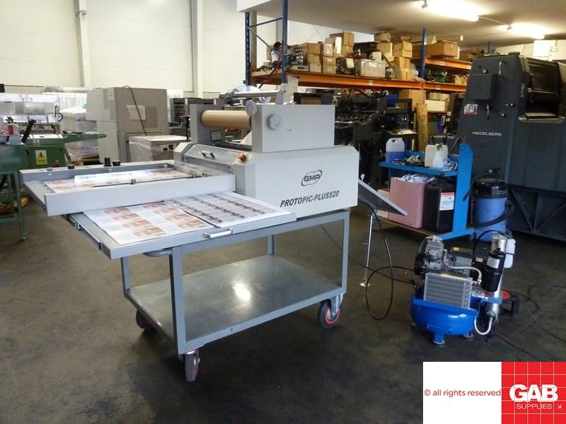 GMP Protopic Plus 520 Laminator