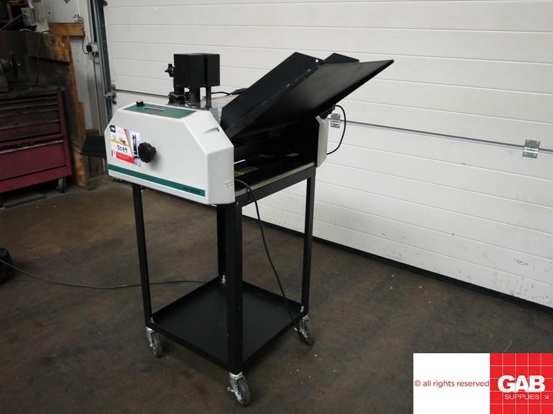 Graphic Wizard GW6000 numbering machine