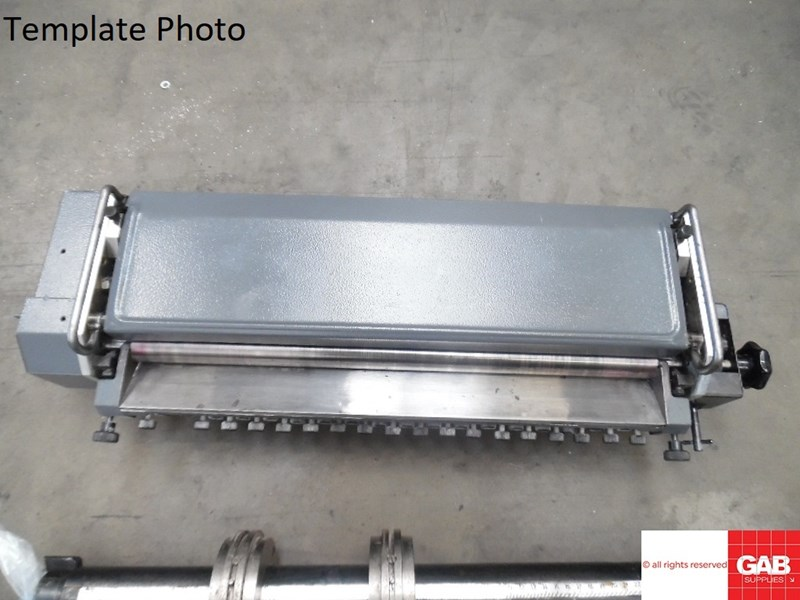 Numbering & Perforating Unit for GTO 52 offsets