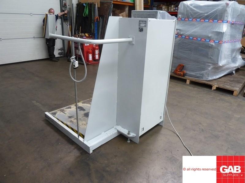 Polar Mohr Pile Lift LW1000-6