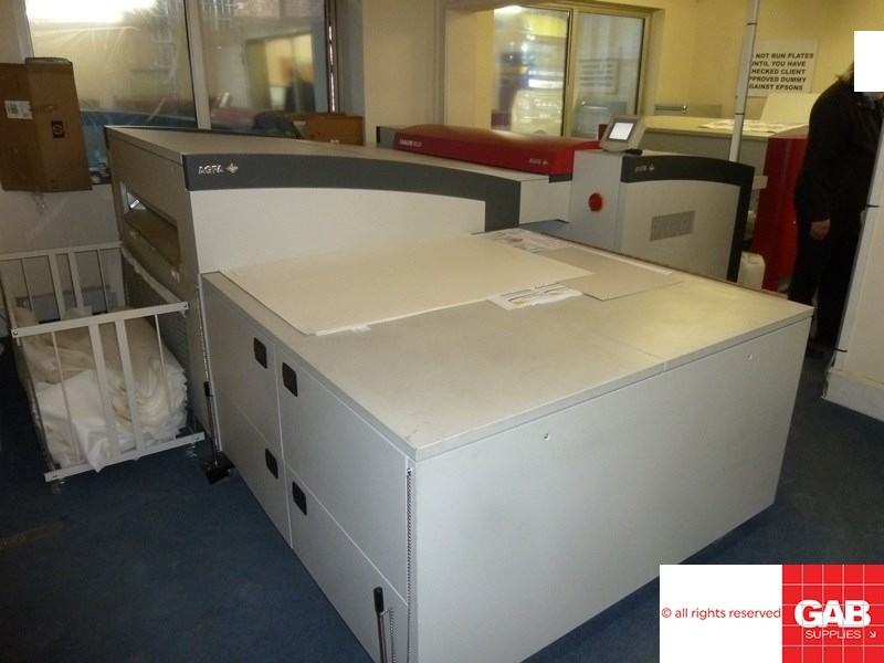 Screen PT-R8600S 8 up thermal CTP system
