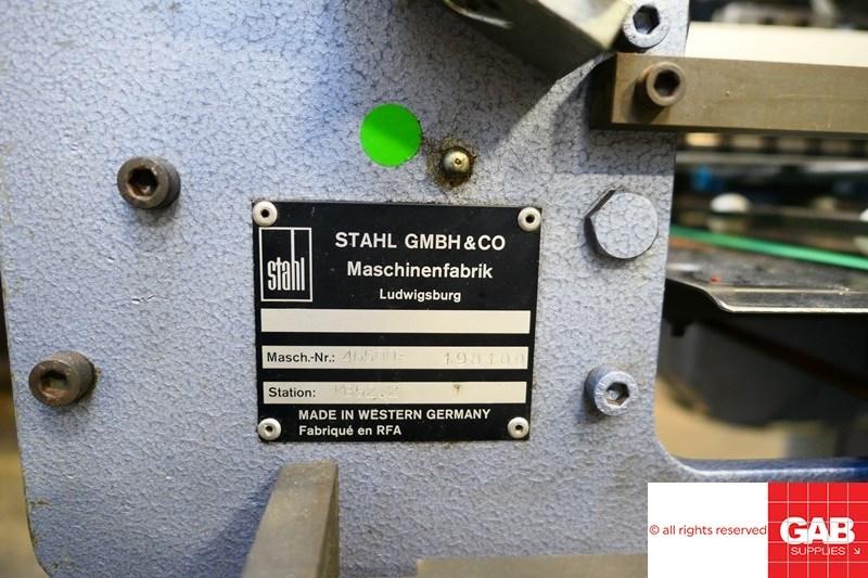 Stahl STAHL Ti 52/4 with KBK/MW-52
