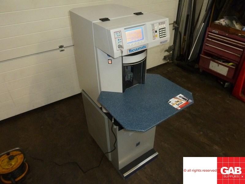 Vaccumatic Vicount E paper counter