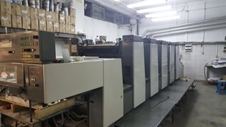 Komori Lithrone L528
