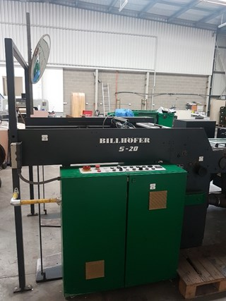 Billhofer SEK 104