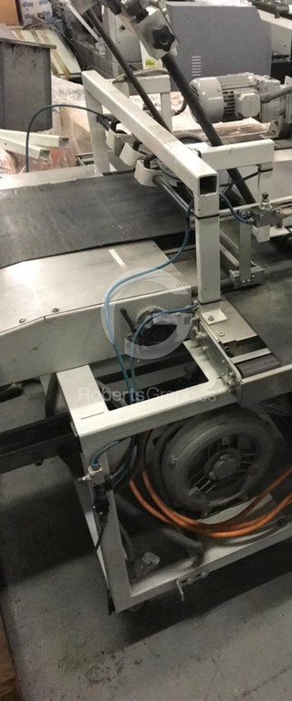 RIMA   NINETY DEGREE BUMP TURN WITH DIVERT TABLE